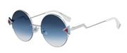 """Seleccione el menú """"COMPRAR"""" si desea comprar unas gafas de Fendi o seleccione la herramienta """"ZOOM"""" si desea ampliar la foto FF0243FS-SCBNE."""