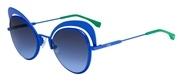 """Seleccione el menú """"COMPRAR"""" si desea comprar unas gafas de Fendi o seleccione la herramienta """"ZOOM"""" si desea ampliar la foto FF0247S-PJPGB."""