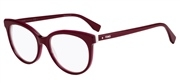 """Seleccione el menú """"COMPRAR"""" si desea comprar unas gafas de Fendi o seleccione la herramienta """"ZOOM"""" si desea ampliar la foto FF0254-C9A."""