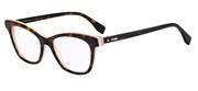 """Seleccione el menú """"COMPRAR"""" si desea comprar unas gafas de Fendi o seleccione la herramienta """"ZOOM"""" si desea ampliar la foto FF0256-086."""