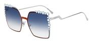 """Seleccione el menú """"COMPRAR"""" si desea comprar unas gafas de Fendi o seleccione la herramienta """"ZOOM"""" si desea ampliar la foto FF0259S-L7Q08."""