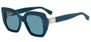 """Seleccione el menú """"COMPRAR"""" si desea comprar unas gafas de Fendi o seleccione la herramienta """"ZOOM"""" si desea ampliar la foto FF0267S-ZI9KU."""
