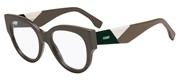 """Seleccione el menú """"COMPRAR"""" si desea comprar unas gafas de Fendi o seleccione la herramienta """"ZOOM"""" si desea ampliar la foto FF0271-79U."""