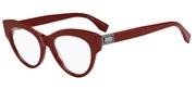 """Seleccione el menú """"COMPRAR"""" si desea comprar unas gafas de Fendi o seleccione la herramienta """"ZOOM"""" si desea ampliar la foto FF0273-C9A."""