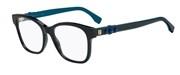 """Seleccione el menú """"COMPRAR"""" si desea comprar unas gafas de Fendi o seleccione la herramienta """"ZOOM"""" si desea ampliar la foto FF0276-KB7."""