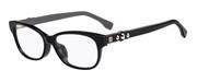 """Seleccione el menú """"COMPRAR"""" si desea comprar unas gafas de Fendi o seleccione la herramienta """"ZOOM"""" si desea ampliar la foto FF0281F-807."""