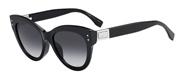 """Seleccione el menú """"COMPRAR"""" si desea comprar unas gafas de Fendi o seleccione la herramienta """"ZOOM"""" si desea ampliar la foto FF0282FS-8079O."""