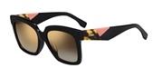 """Seleccione el menú """"COMPRAR"""" si desea comprar unas gafas de Fendi o seleccione la herramienta """"ZOOM"""" si desea ampliar la foto FF0284FS-8074JL."""