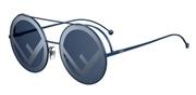 """Seleccione el menú """"COMPRAR"""" si desea comprar unas gafas de Fendi o seleccione la herramienta """"ZOOM"""" si desea ampliar la foto FF0285S-PJP8N."""