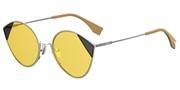 """Seleccione el menú """"COMPRAR"""" si desea comprar unas gafas de Fendi o seleccione la herramienta """"ZOOM"""" si desea ampliar la foto FF0341S-B1ZHO."""