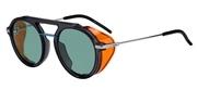 """Seleccione el menú """"COMPRAR"""" si desea comprar unas gafas de Fendi o seleccione la herramienta """"ZOOM"""" si desea ampliar la foto FFM0012S-KB7QT."""