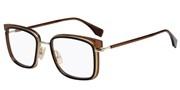 """Seleccione el menú """"COMPRAR"""" si desea comprar unas gafas de Fendi o seleccione la herramienta """"ZOOM"""" si desea ampliar la foto FFM0064-09Q."""