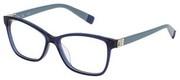 """Seleccione el menú """"COMPRAR"""" si desea comprar unas gafas de Furla o seleccione la herramienta """"ZOOM"""" si desea ampliar la foto VFU001S-0T31."""