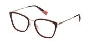 """Seleccione el menú """"COMPRAR"""" si desea comprar unas gafas de Furla o seleccione la herramienta """"ZOOM"""" si desea ampliar la foto VFU253-09FD."""