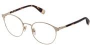 """Seleccione el menú """"COMPRAR"""" si desea comprar unas gafas de Furla o seleccione la herramienta """"ZOOM"""" si desea ampliar la foto VFU395-0KAS."""
