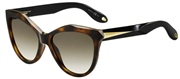 """Seleccione el menú """"COMPRAR"""" si desea comprar unas gafas de Givenchy o seleccione la herramienta """"ZOOM"""" si desea ampliar la foto GV7009S-QONCC."""