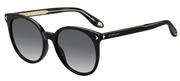 """Seleccione el menú """"COMPRAR"""" si desea comprar unas gafas de Givenchy o seleccione la herramienta """"ZOOM"""" si desea ampliar la foto GV7077S-8079O."""