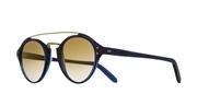 """Seleccione el menú """"COMPRAR"""" si desea comprar unas gafas de Cutler and Gross o seleccione la herramienta """"ZOOM"""" si desea ampliar la foto 1249-ClassicNavyBlue."""