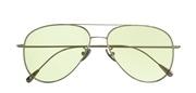 """Seleccione el menú """"COMPRAR"""" si desea comprar unas gafas de Cutler and Gross o seleccione la herramienta """"ZOOM"""" si desea ampliar la foto 1266-PalladiumPlatedGreenLens."""