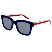 """Seleccione el menú """"COMPRAR"""" si desea comprar unas gafas de Gucci o seleccione la herramienta """"ZOOM"""" si desea ampliar la foto GG0001S-004."""