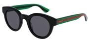 """Seleccione el menú """"COMPRAR"""" si desea comprar unas gafas de Gucci o seleccione la herramienta """"ZOOM"""" si desea ampliar la foto GG0002S-002."""