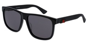 """Seleccione el menú """"COMPRAR"""" si desea comprar unas gafas de Gucci o seleccione la herramienta """"ZOOM"""" si desea ampliar la foto GG0010S-001."""