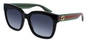 """Seleccione el menú """"COMPRAR"""" si desea comprar unas gafas de Gucci o seleccione la herramienta """"ZOOM"""" si desea ampliar la foto GG0034S-002."""
