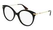 """Seleccione el menú """"COMPRAR"""" si desea comprar unas gafas de Gucci o seleccione la herramienta """"ZOOM"""" si desea ampliar la foto GG0109O-001."""