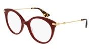 """Seleccione el menú """"COMPRAR"""" si desea comprar unas gafas de Gucci o seleccione la herramienta """"ZOOM"""" si desea ampliar la foto GG0109O-006."""