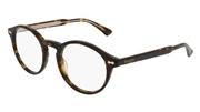 """Seleccione el menú """"COMPRAR"""" si desea comprar unas gafas de Gucci o seleccione la herramienta """"ZOOM"""" si desea ampliar la foto GG0127O-002."""