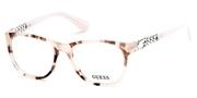 """Seleccione el menú """"COMPRAR"""" si desea comprar unas gafas de Guess o seleccione la herramienta """"ZOOM"""" si desea ampliar la foto GU2559-055."""