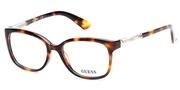 """Seleccione el menú """"COMPRAR"""" si desea comprar unas gafas de Guess o seleccione la herramienta """"ZOOM"""" si desea ampliar la foto GU2560-052."""