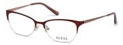 """Seleccione el menú """"COMPRAR"""" si desea comprar unas gafas de Guess o seleccione la herramienta """"ZOOM"""" si desea ampliar la foto GU2584-070."""
