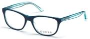 """Seleccione el menú """"COMPRAR"""" si desea comprar unas gafas de Guess o seleccione la herramienta """"ZOOM"""" si desea ampliar la foto GU2585-084."""