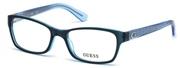 """Seleccione el menú """"COMPRAR"""" si desea comprar unas gafas de Guess o seleccione la herramienta """"ZOOM"""" si desea ampliar la foto GU2591-090."""