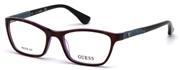 """Seleccione el menú """"COMPRAR"""" si desea comprar unas gafas de Guess o seleccione la herramienta """"ZOOM"""" si desea ampliar la foto GU2594-081."""