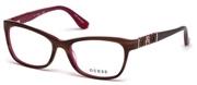 """Seleccione el menú """"COMPRAR"""" si desea comprar unas gafas de Guess o seleccione la herramienta """"ZOOM"""" si desea ampliar la foto GU2606-050."""