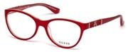 """Seleccione el menú """"COMPRAR"""" si desea comprar unas gafas de Guess o seleccione la herramienta """"ZOOM"""" si desea ampliar la foto GU2607-056."""