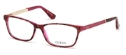 """Seleccione el menú """"COMPRAR"""" si desea comprar unas gafas de Guess o seleccione la herramienta """"ZOOM"""" si desea ampliar la foto GU2628-074."""