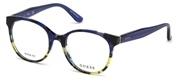 """Seleccione el menú """"COMPRAR"""" si desea comprar unas gafas de Guess o seleccione la herramienta """"ZOOM"""" si desea ampliar la foto GU2646-092."""