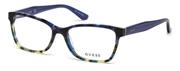 """Seleccione el menú """"COMPRAR"""" si desea comprar unas gafas de Guess o seleccione la herramienta """"ZOOM"""" si desea ampliar la foto GU2647-092."""
