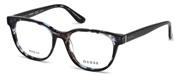 """Seleccione el menú """"COMPRAR"""" si desea comprar unas gafas de Guess o seleccione la herramienta """"ZOOM"""" si desea ampliar la foto GU2648-092."""