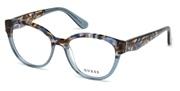 """Seleccione el menú """"COMPRAR"""" si desea comprar unas gafas de Guess o seleccione la herramienta """"ZOOM"""" si desea ampliar la foto GU2651-092."""