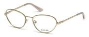 """Seleccione el menú """"COMPRAR"""" si desea comprar unas gafas de Guess o seleccione la herramienta """"ZOOM"""" si desea ampliar la foto GU2670-032."""