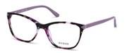 """Seleccione el menú """"COMPRAR"""" si desea comprar unas gafas de Guess o seleccione la herramienta """"ZOOM"""" si desea ampliar la foto GU2673-083."""
