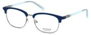 """Seleccione el menú """"COMPRAR"""" si desea comprar unas gafas de Guess o seleccione la herramienta """"ZOOM"""" si desea ampliar la foto GU3024-091."""