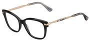 """Seleccione el menú """"COMPRAR"""" si desea comprar unas gafas de Jimmy Choo o seleccione la herramienta """"ZOOM"""" si desea ampliar la foto JC181-06K."""