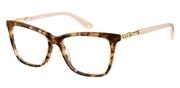 """Seleccione el menú """"COMPRAR"""" si desea comprar unas gafas de Juicy Couture o seleccione la herramienta """"ZOOM"""" si desea ampliar la foto JU166-0A0."""
