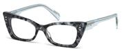"""Seleccione el menú """"COMPRAR"""" si desea comprar unas gafas de Just Cavalli o seleccione la herramienta """"ZOOM"""" si desea ampliar la foto JC0799-055."""