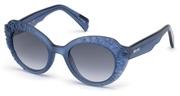 """Seleccione el menú """"COMPRAR"""" si desea comprar unas gafas de Just Cavalli o seleccione la herramienta """"ZOOM"""" si desea ampliar la foto JC830S-79W."""